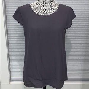 Aritzia Wilfred free short sleeve blouse